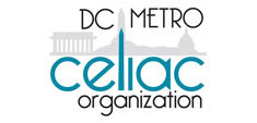 This is the DC Metro Celiac Logo