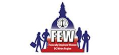 This is the DC Metro FEW Logo