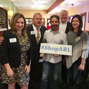 Arlington Chamber of Commerce #ShopARL