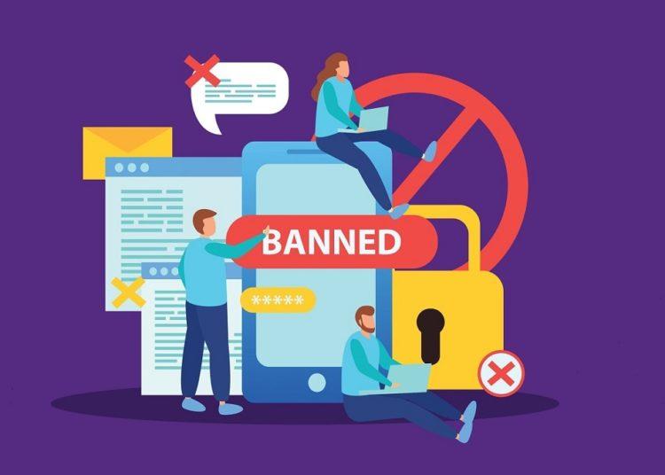 Banning Donald Trump on Social Media